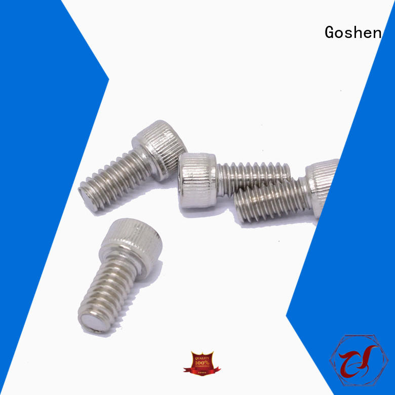 Goshen OEM allen key bolt for construction