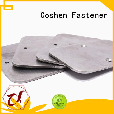 Goshen metal stamping parts manufacturers dropshipping for bridge
