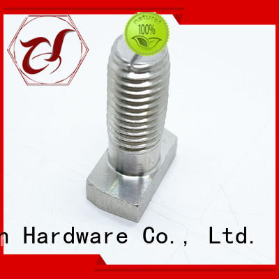 Goshen hammer head t bolt dropshipping for engineering