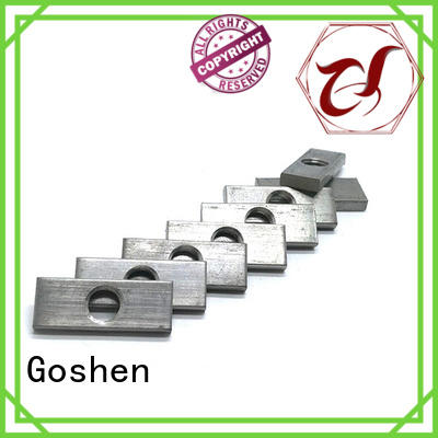 professional stainless steel square nuts types for construction