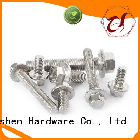 Goshen professional flange head bolt in china for construction