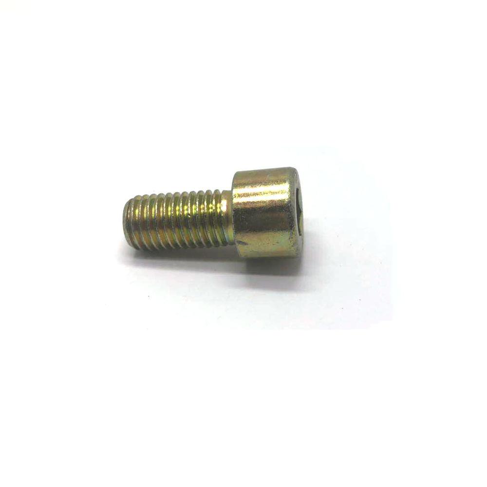 Gr8.8 Yellow zinc plated Socket head Allen screw
