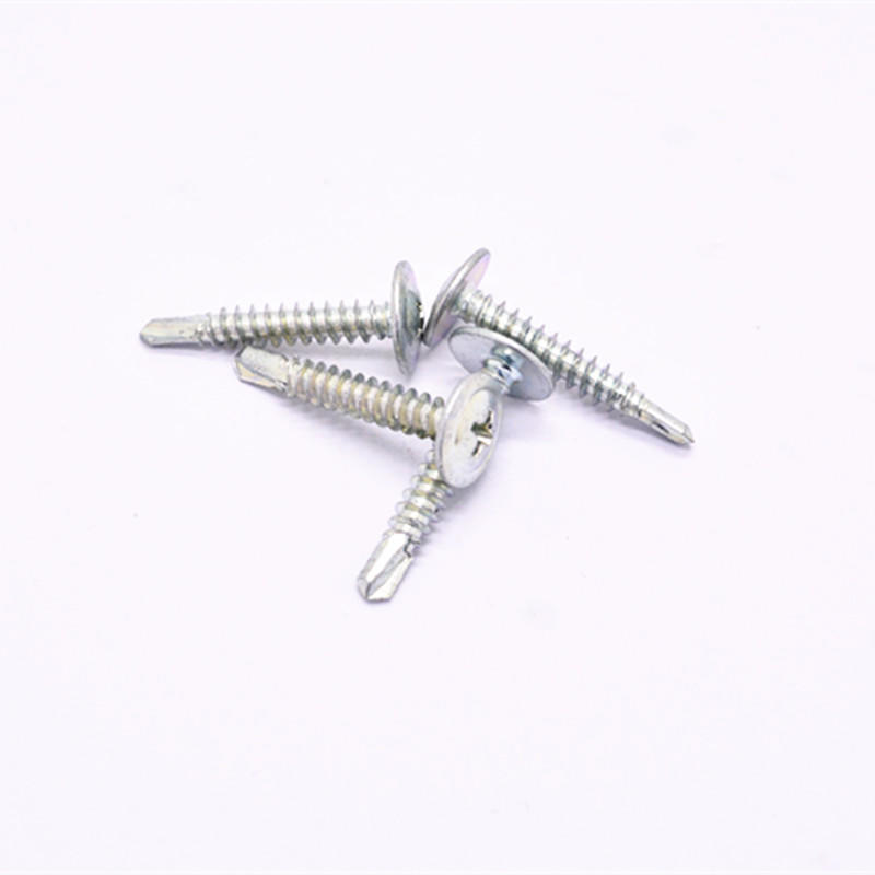 C1022 Phillips truss head self drilling screw