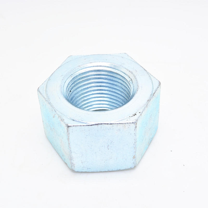 Blue Galvanized A194 2H NUT