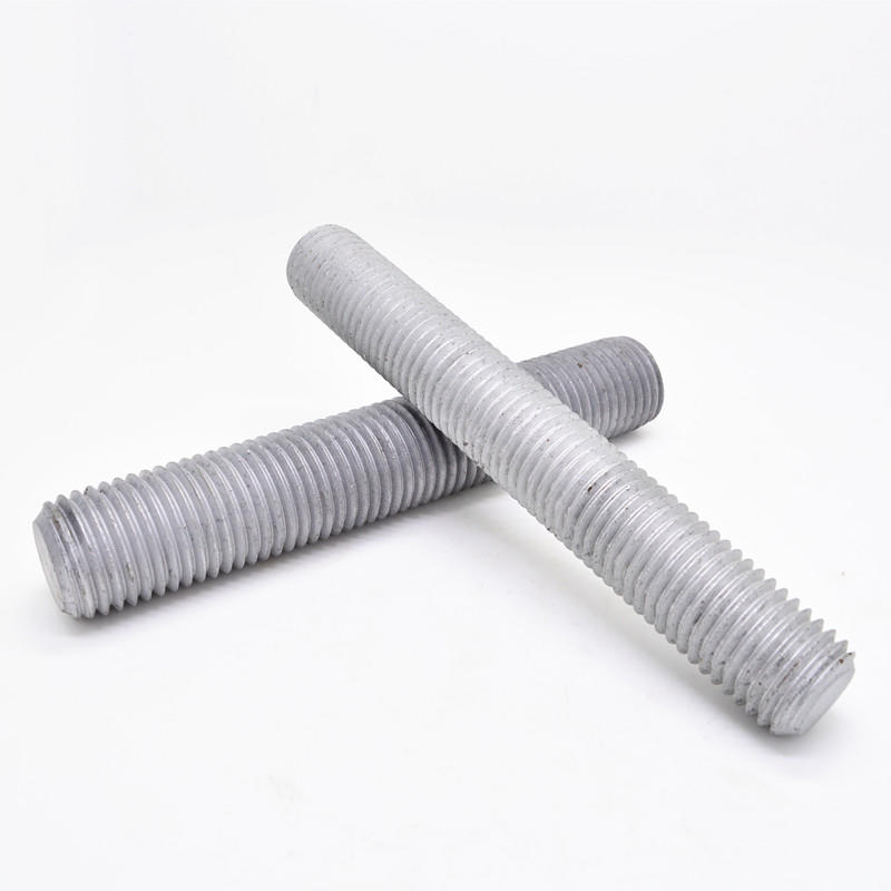 A197 B7 Hot dip galvanized full thread stud bolt