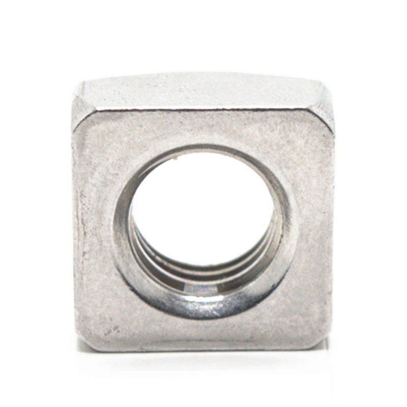 Stainless steel A2 square nut