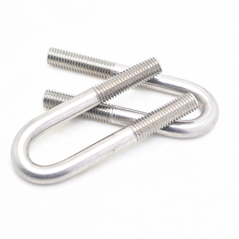 Stainless steel 316 Round head U bolt