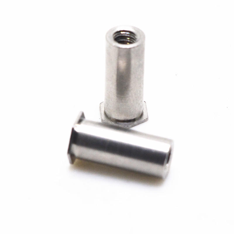 Non standard customized blind hole rivet nut