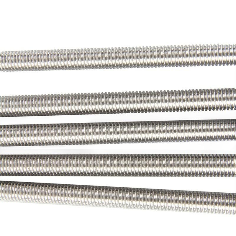ASTM A193 Grade B8M Class 2 AISI 316L Threaded rod