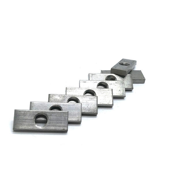 Stainless steel 304 316 Rectangular nut