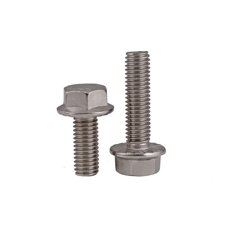 Duplex stainless steel 2205 Hex flange head bolt