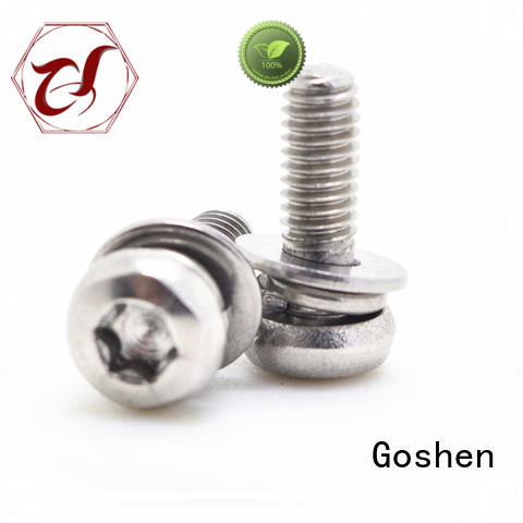 first-class combination screws vendor for engineering