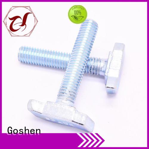 durable tee handle bolts for bridge