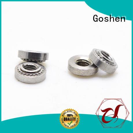 Goshen safe blind rivet nut for manufacturer for engineering