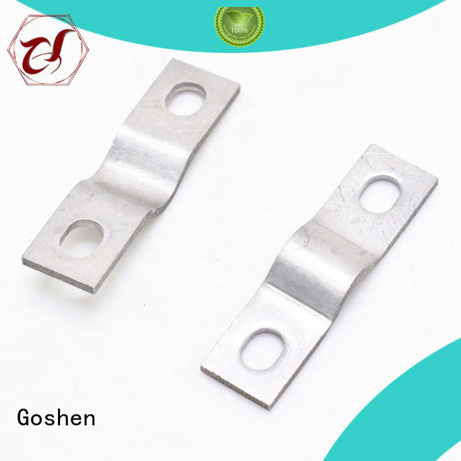Goshen safe metal stamping parts manufacturers vendor for construction