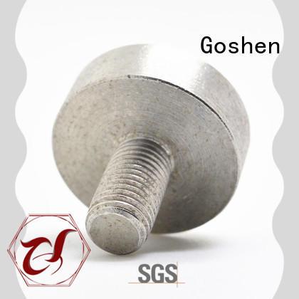 Goshen oem bolts wholesale for engineering