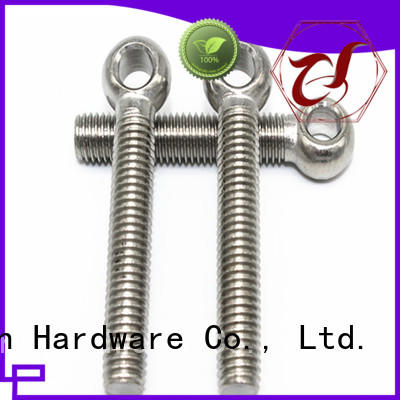 Goshen threaded eye bolt free design for engineering