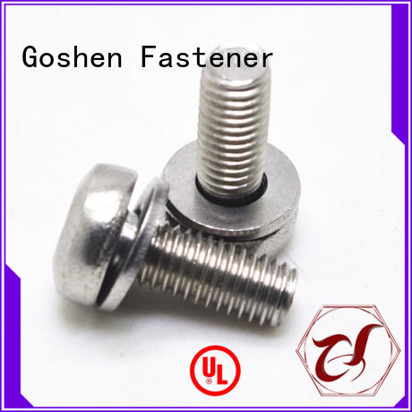 Goshen stable stainless steel screws dropshipping for construction