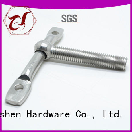 Goshen accurate galvanized eye bolts for wholesale for bridge