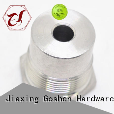 Goshen brushed custom screw customized for bridge