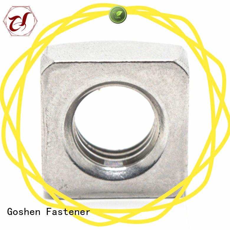 Goshen square nut socket for wholesale for construction