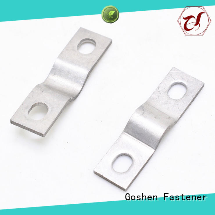 Goshen safe metal stamping parts manufacturers dropshipping for bridge