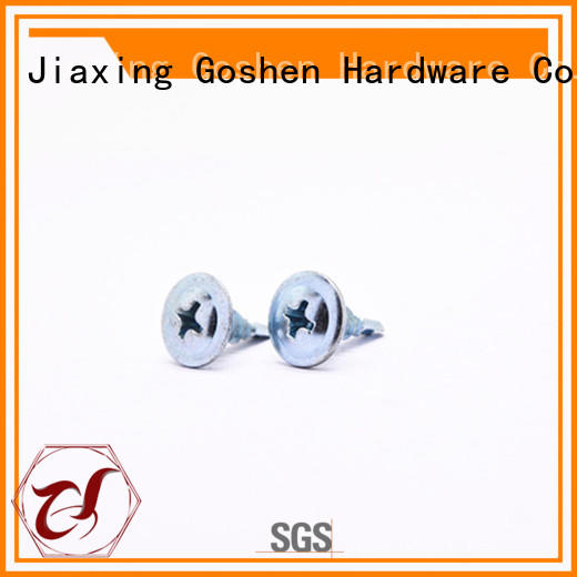 brushed self drilling wood screws overseas market for construction