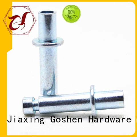 Goshen custom shoulder bolts series for engineering