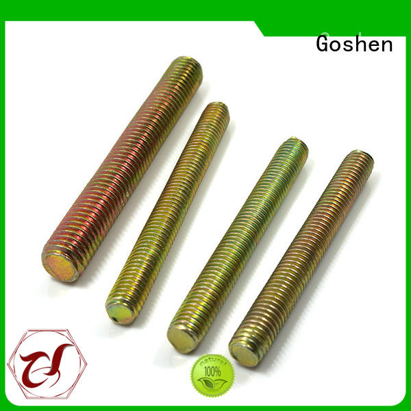 safe long threaded rod for wholesale for engineering