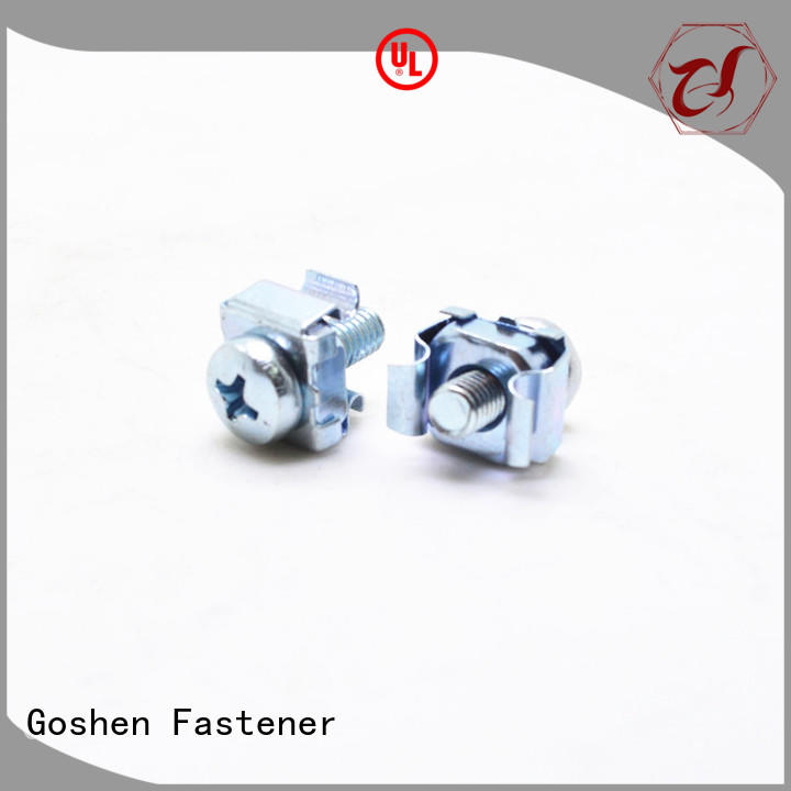 Goshen small self tapping machine screws dropshipping for engineering