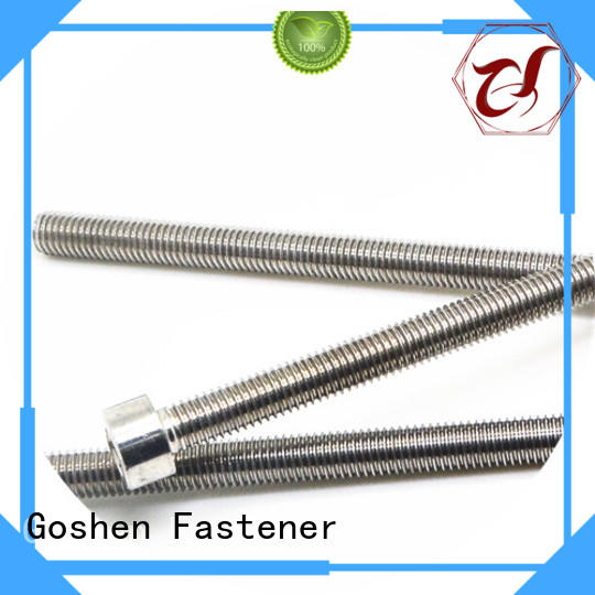 Goshen professional allen bolt vendor for construction