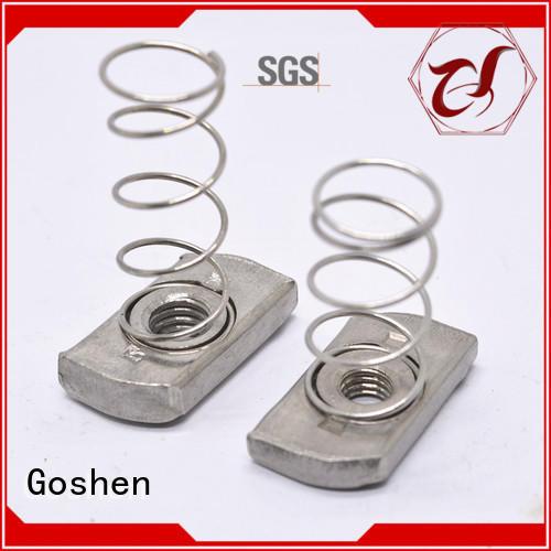Goshen square nut socket factory price for engineering