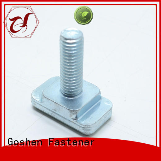 Goshen safe oem bolts customized for engineering