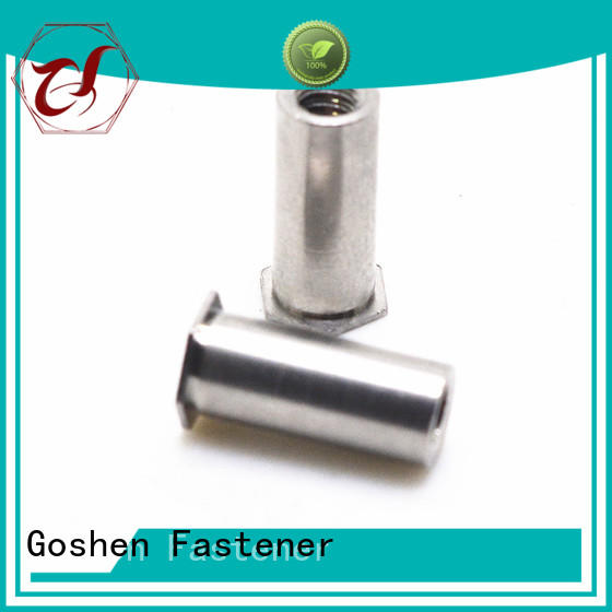 Goshen custom fasteners bolts supplier for construction