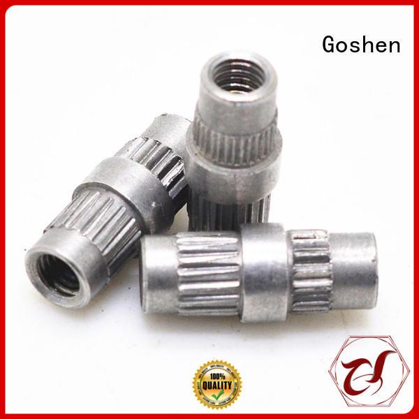 Goshen lifting eye bolt customized for engineering