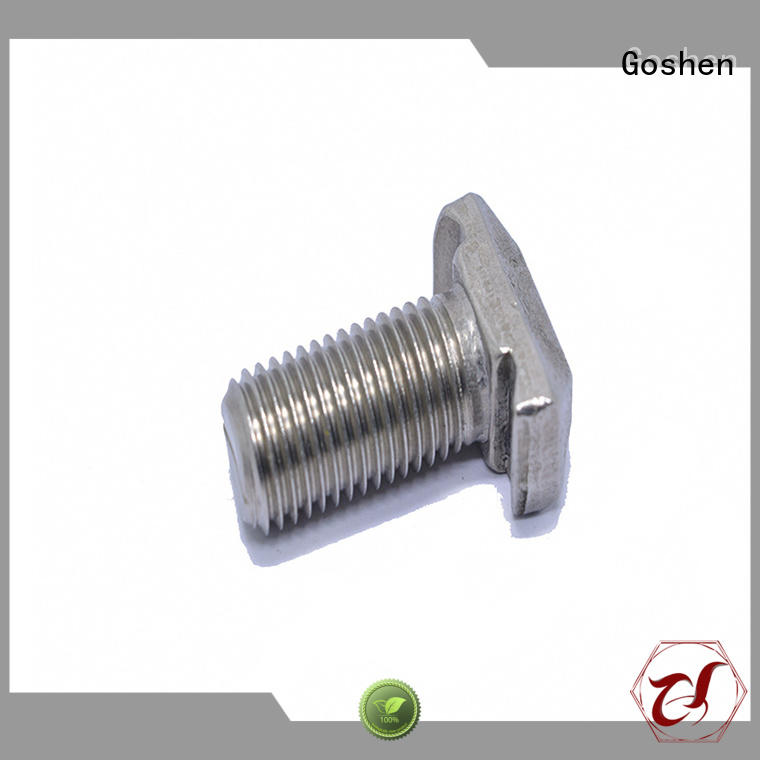 brushed t slot bolts suppliers marketing for engineering