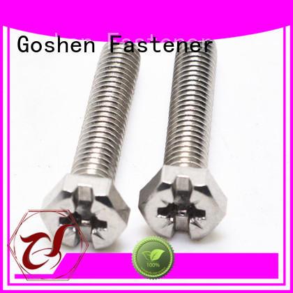beautiful pan head screw for wholesale for bridge
