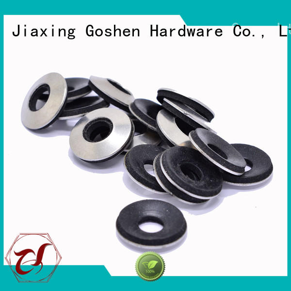 Goshen large flat washers free design for bridge