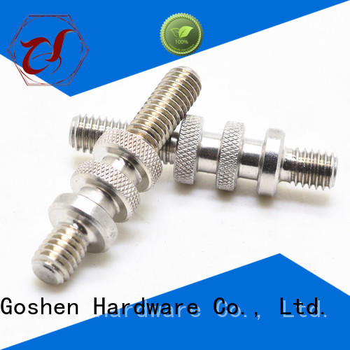 Goshen custom bolt manufacturers dropshipping for construction