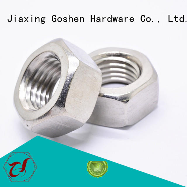 stable thin hex nuts in China for engineering