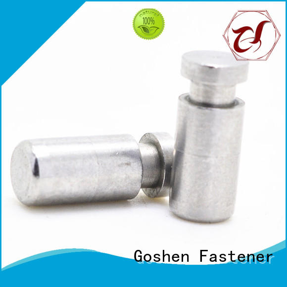 Goshen brushed custom made bolts wholesale for bridge