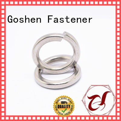 Goshen belleville spring washer factory price for engineering