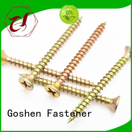 fashion design best screws for chipboard in china for engineering