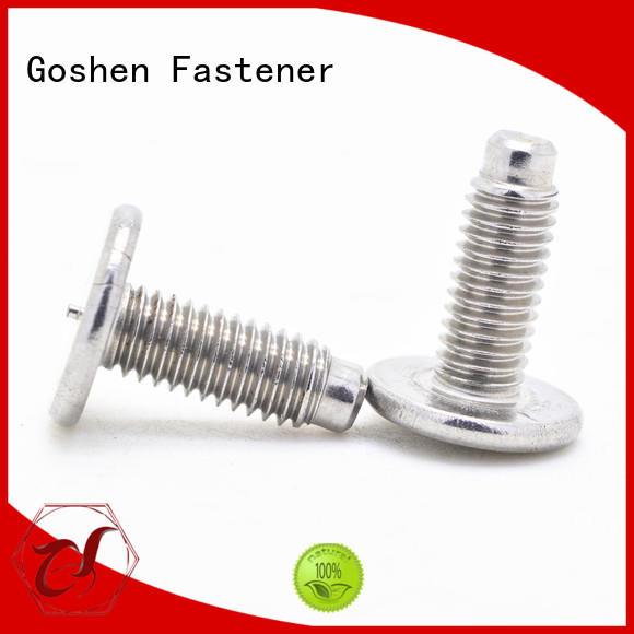 Goshen OEM custom flat washers customized for bridge