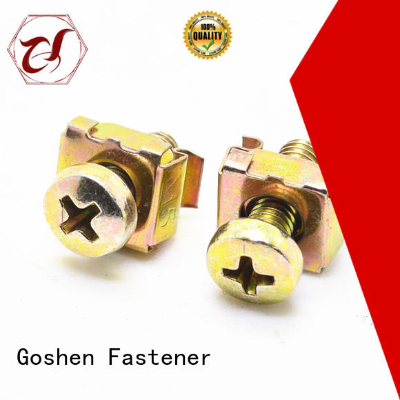 Goshen stable metric machine screws for wholesale for construction
