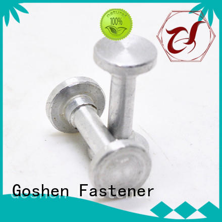 Goshen custom bolts wholesale for engineering