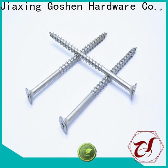 Goshen chipboard screw for construction